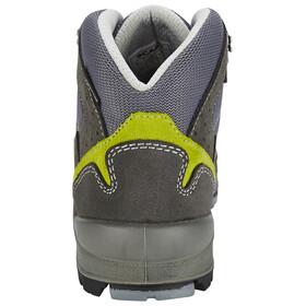 Scarpa Cyclone - Chaussures Enfant - gris/vert